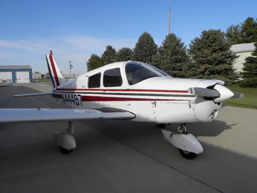 Piper Cherokee Cruiser | AirplanesUSA