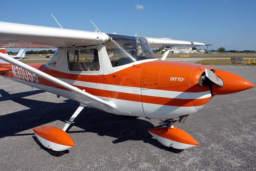 Cessna 150 G STOL | AirplanesUSA