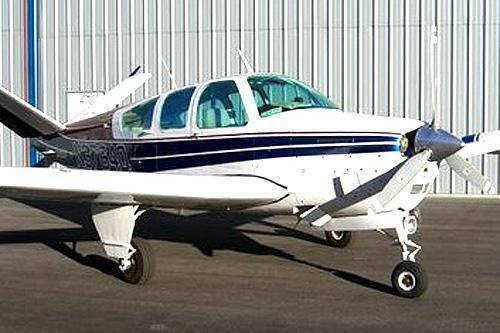 Beechcraft BONANZA V35TC | AirplanesUSA