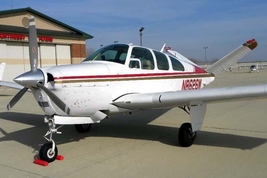 Beechcraft Bonanza P35 | AirplanesUSA
