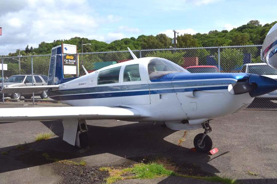 Mooney M20 K Airplanesusa