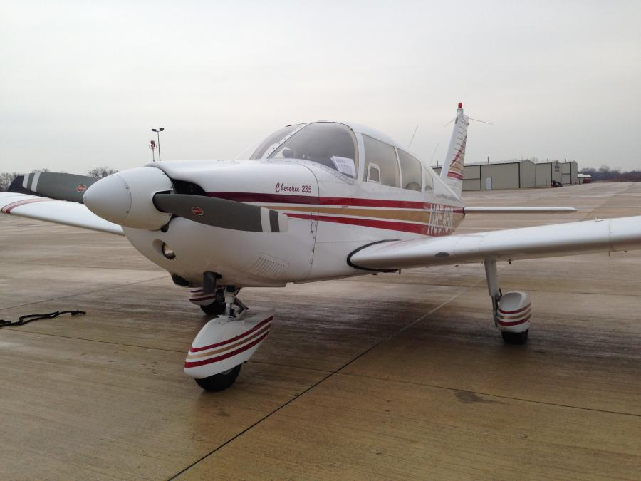 Piper Cherokee 235 D | AirplanesUSA