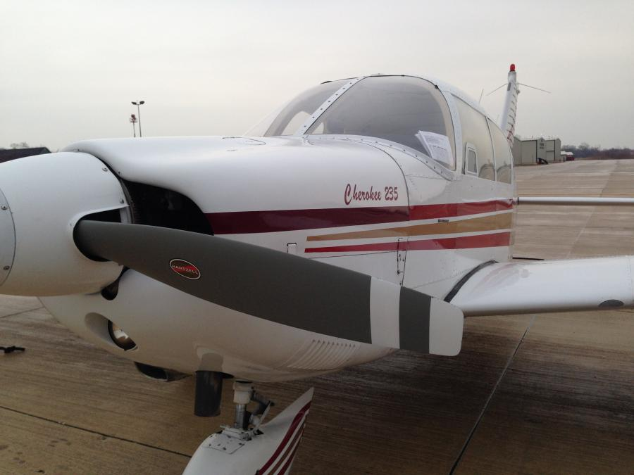 Piper Cherokee 235 D | AirplanesUSA