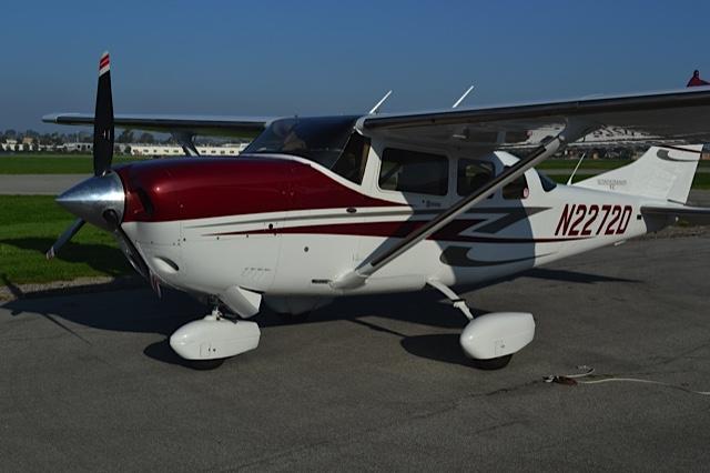 Cessna 206 H Turbo Airplanesusa