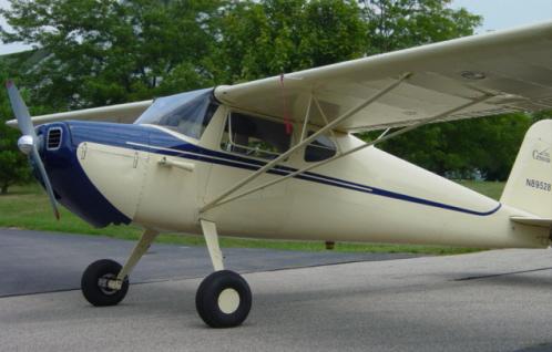 Cessna 140 Airplanesusa