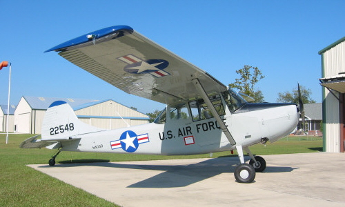 Cessna L-19 BIRDDOG | AirplanesUSA