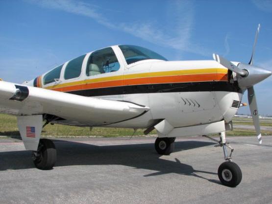 Beechcraft BONANZA H35 | AirplanesUSA