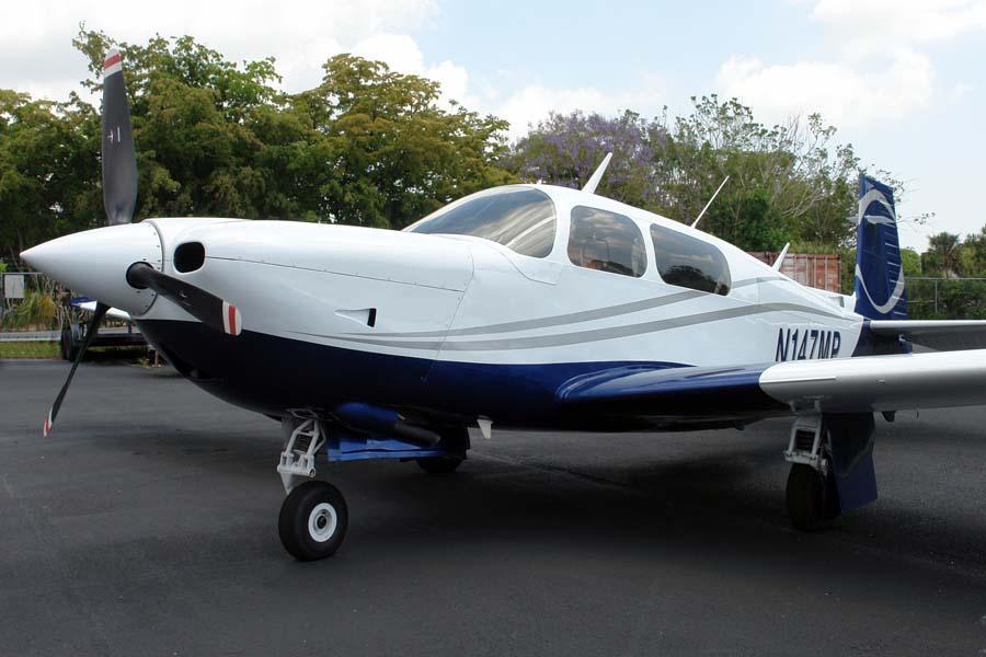 Mooney M20 L Pfm Airplanesusa