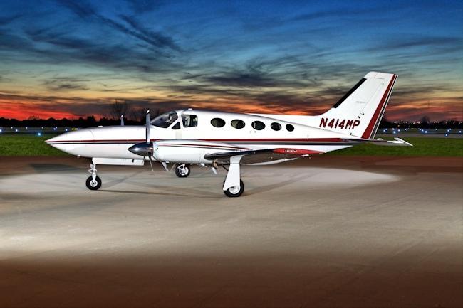 Cessna 414 A | AirplanesUSA